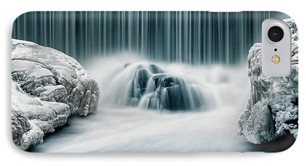 Icy Falls IPhone Case