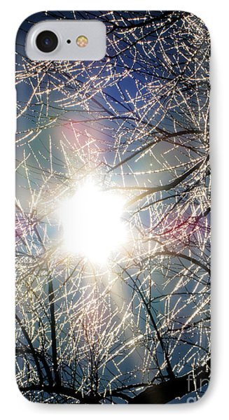 Icy Web IPhone Case