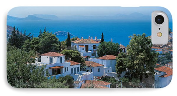 Idra Island Greece IPhone Case by Panoramic Images