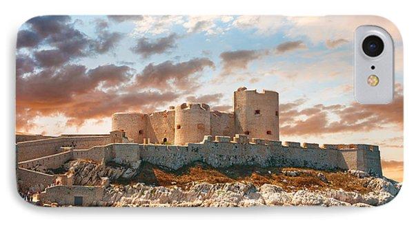 If Castle IPhone Case by Gurgen Bakhshetsyan