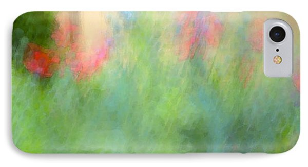 If My Front Yard Was Giverny Phone Case by Theresa Tahara