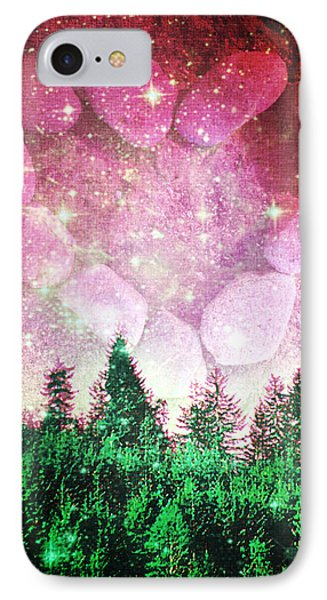 If The Sky Was Pink... IPhone Case by Absinthe Art By Michelle LeAnn Scott