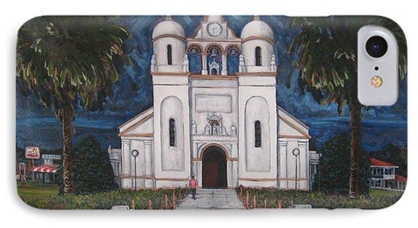 Iglesia Curridabat  Costa Rica IPhone Case
