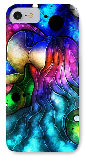Ignorance Isnt Bliss IPhone Case by Mandie Manzano