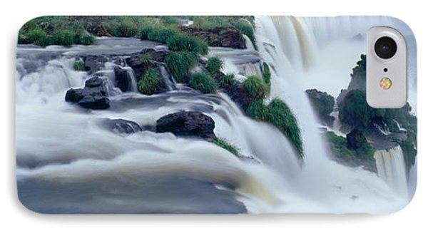 Iguazu Falls, Iguazu National Park IPhone Case by Panoramic Images
