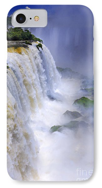 Iguazu Falls IIi IPhone Case by Bernardo Galmarini