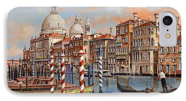 Il Canal Grande Phone Case by Guido Borelli
