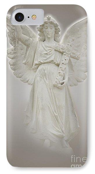 Illuminated Angel IPhone Case