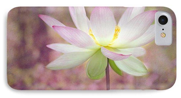 Illuminated Lotus IPhone Case by Sabrina L Ryan