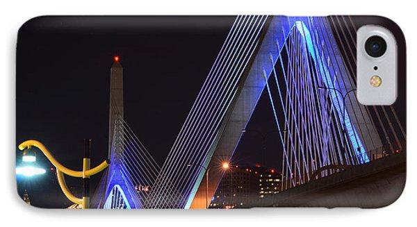 Illuminating Boston IPhone Case by Toby McGuire