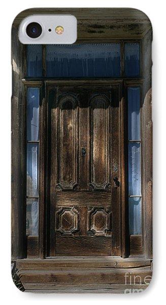 Illuminating The Past - Bodie Phone Case by Sandra Bronstein
