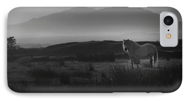 IPhone Case featuring the photograph Illumination Isle Of Skye by Sally Ross