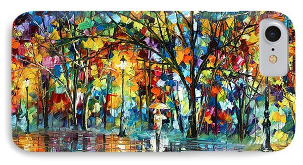Illusion  IPhone Case by Leonid Afremov