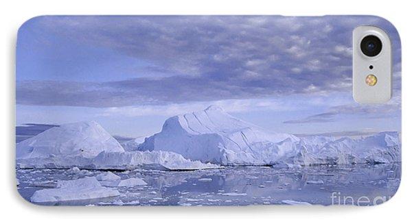 Ilulissat Icefjord Greenland Phone Case by Rudi Prott