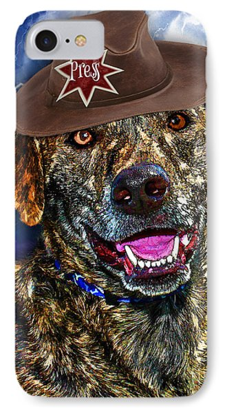 I'm A Canine Community Reporter IPhone Case
