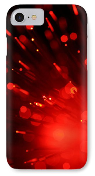 I'm Burning For You IPhone Case by Dazzle Zazz