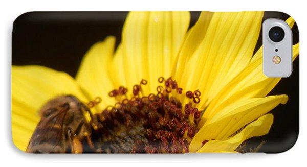 Honey Bee Sweetness IPhone Case by Belinda Lee