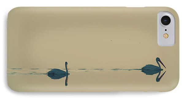 I'm Sailing Right Behind Phone Case by Laurie Search