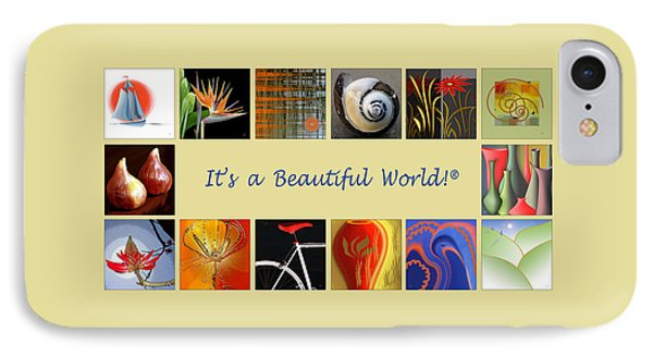 Image Mosaic - Promotional Collage IPhone Case by Ben and Raisa Gertsberg