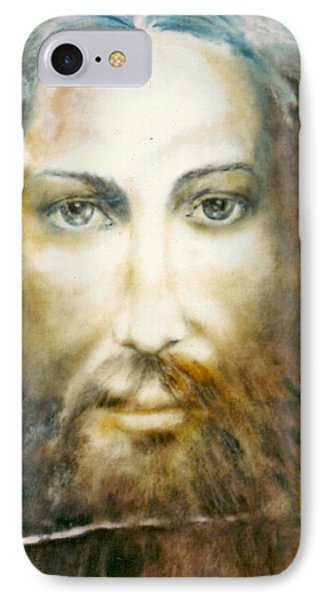 Image Of Christ Phone Case by Henryk Gorecki