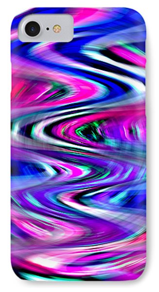 IPhone Case featuring the photograph Imagination Curves by Kellice Swaggerty
