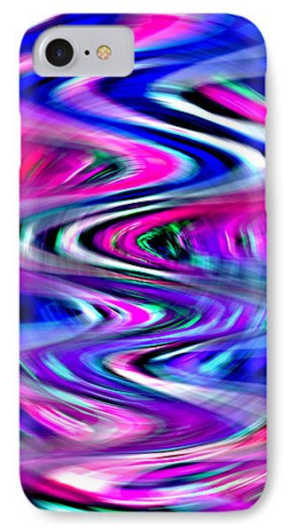 Imagination Curves IPhone Case by Kellice Swaggerty