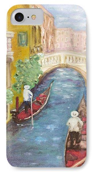 Immortal Venice IPhone Case by Barbara Anna Knauf