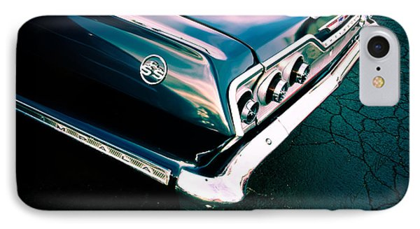 Impala On Asphalt IPhone Case