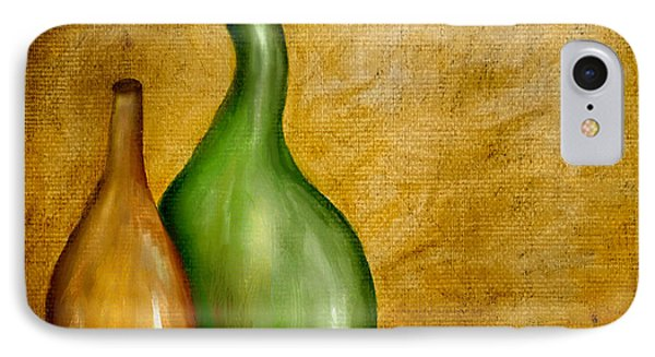Imperfect Vases IPhone Case by Brenda Bryant