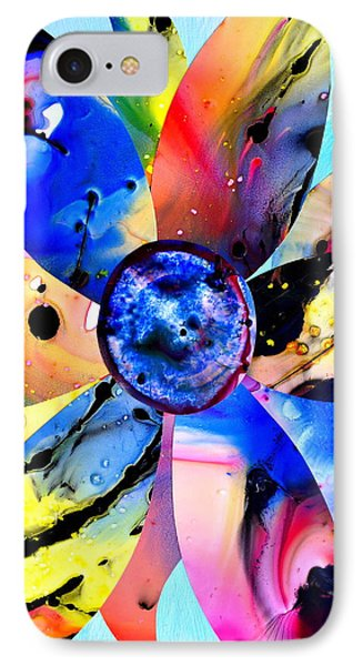 IPhone Case featuring the digital art Imperfection by Christine Ricker Brandt