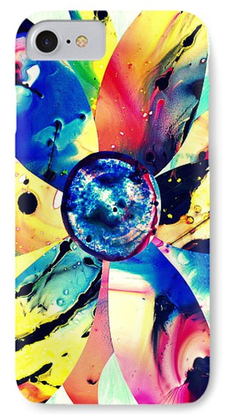 IPhone Case featuring the digital art Imperfection IIi by Christine Ricker Brandt