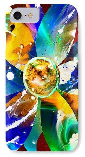 IPhone Case featuring the digital art Imperfection Iv by Christine Ricker Brandt