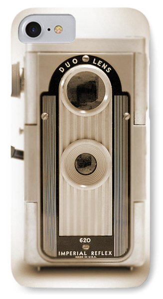 Imperial Reflex Camera Phone Case by Mike McGlothlen