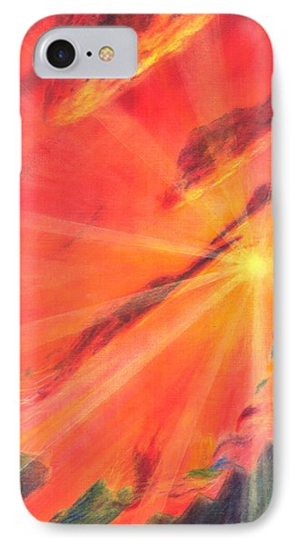 Impermanence Phone Case by Jim Ditto