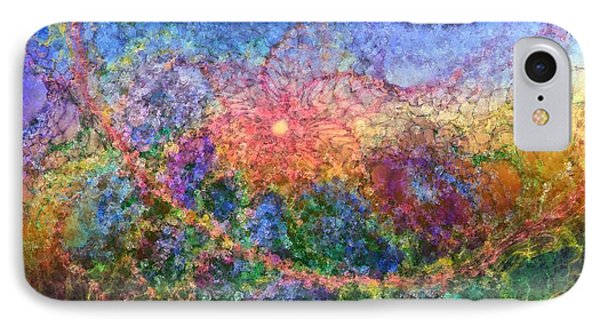 Impressionist Dreams 1 IPhone Case