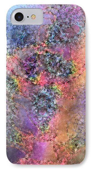 IPhone Case featuring the digital art Impressionist Dreams 2 by Casey Kotas