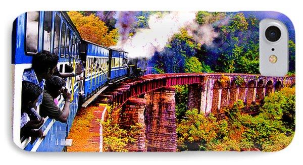 Impressionistic Photo Paint Gs 016 IPhone Case