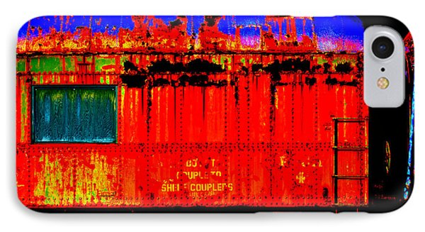 Impressionistic Photo Paint Gs 017 Phone Case by Catf