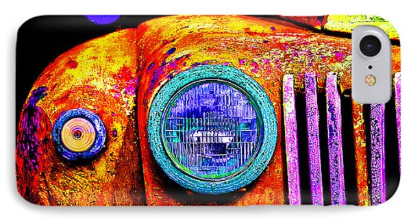 impressionistic photo paint GS 019 IPhone Case