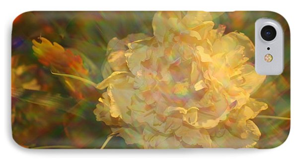 IPhone Case featuring the photograph Impressionistic Rose by Dora Sofia Caputo Photographic Art and Design