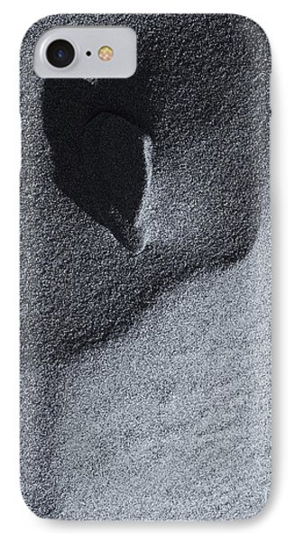 Impressions In The Sand IPhone Case