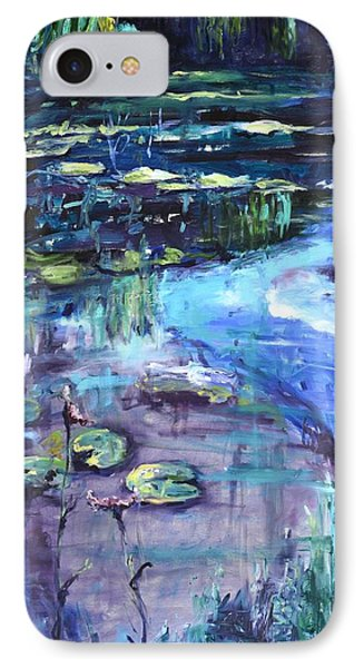 Impressions Of Giverny Phone Case by Donna Tuten