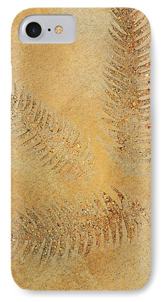 Imprints - Abstract Art By Sharon Cummings Phone Case by Sharon Cummings