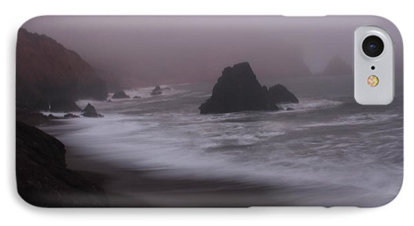 In A Fog IPhone Case by Suzanne Luft