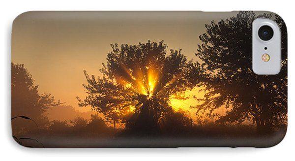 IPhone Case featuring the photograph In A Silent Way by Everett Houser