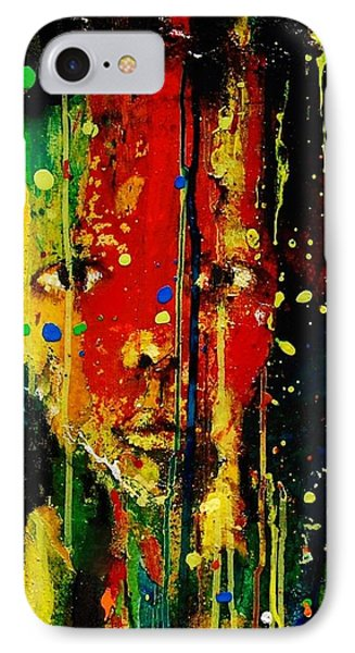 In Bondage IPhone Case by Jean Cormier