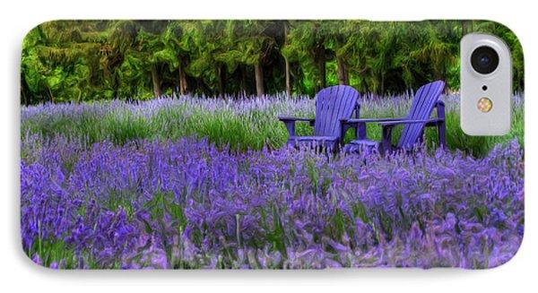 In Lavender IPhone Case