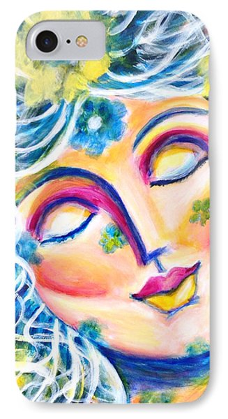 IPhone Case featuring the painting In Love by Anya Heller