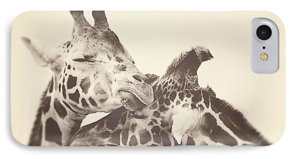 In Love IPhone Case by Carrie Ann Grippo-Pike