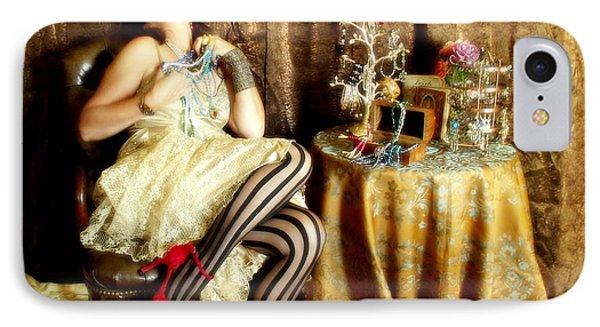 In Love Phone Case by Cindy Nunn